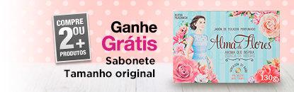 Kits Alma de Flores para Banho