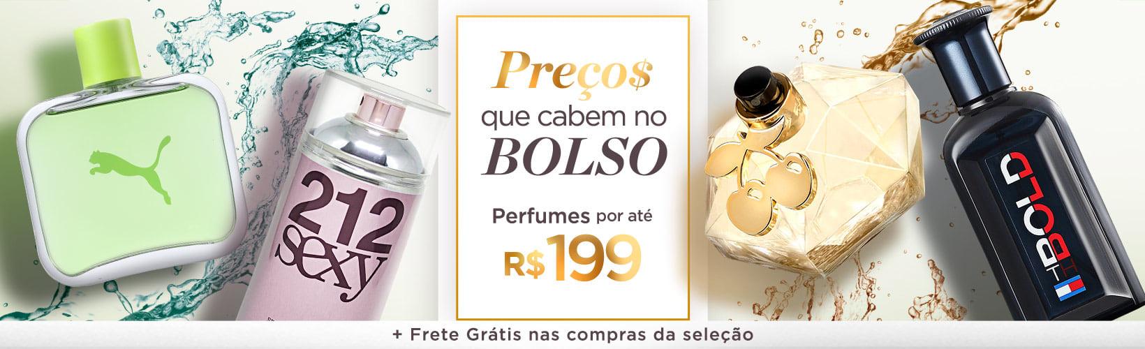 Perfumes até R$199
