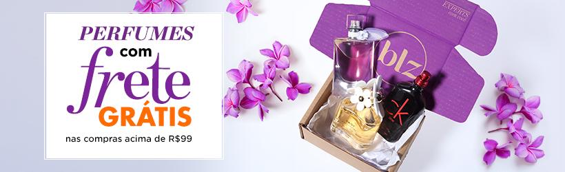Frete Grátis em Perfumes!