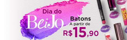 Maquiagem Maybelline para Boca