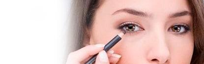 Maquiagem para Olhos e Sobrancelhas