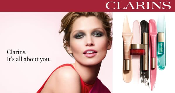 Maquiagem Clarins