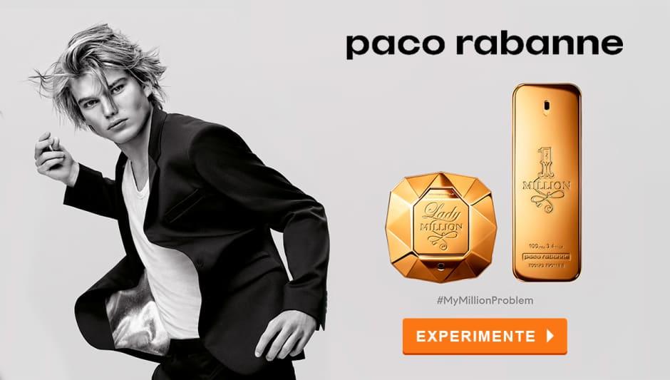 Paco Rabanne: Million