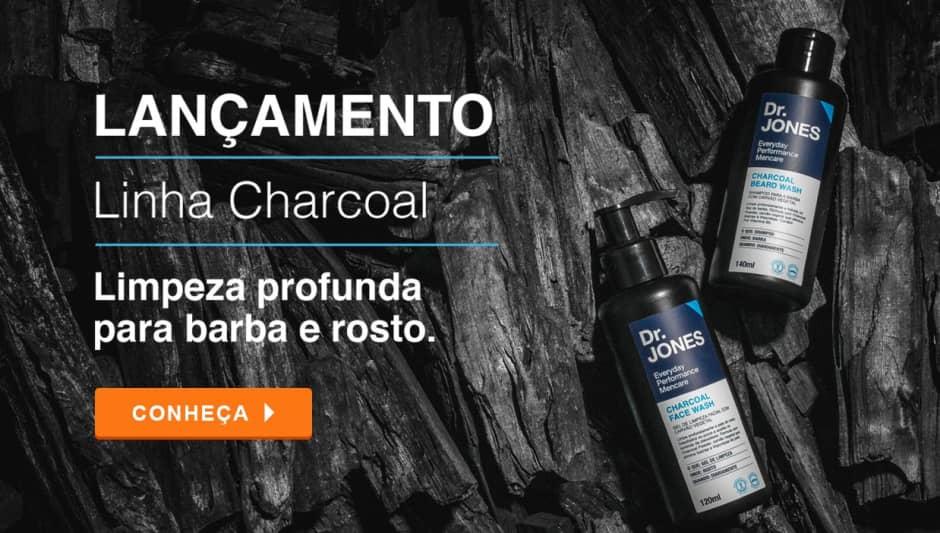 Dr. Jones: Charcoal