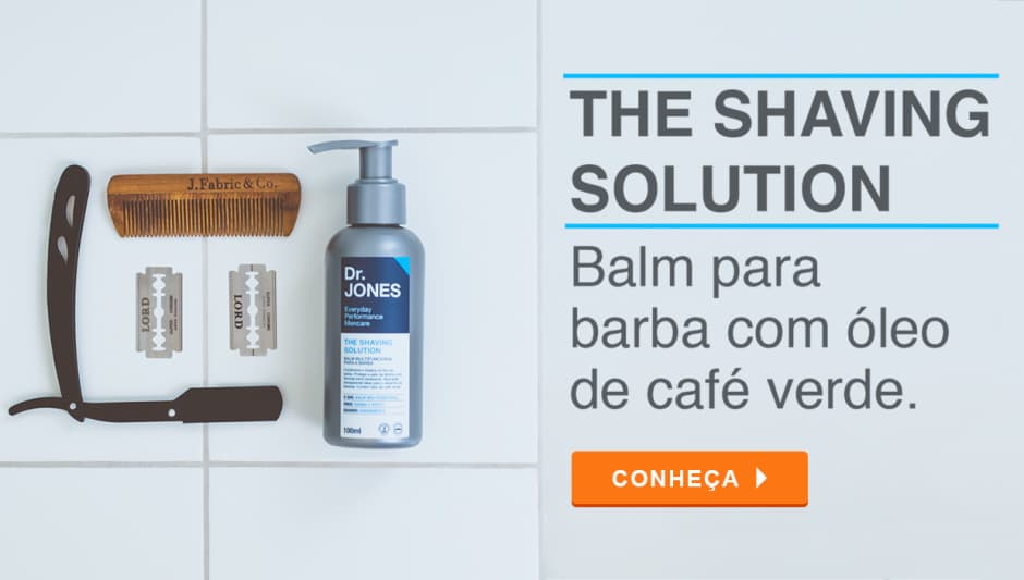 Dr. Jones: The Shaving Solution