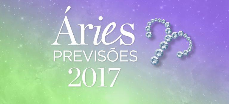 Áries - previsões 2017