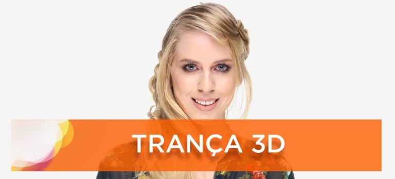 Trança 3D com Ricky Moica