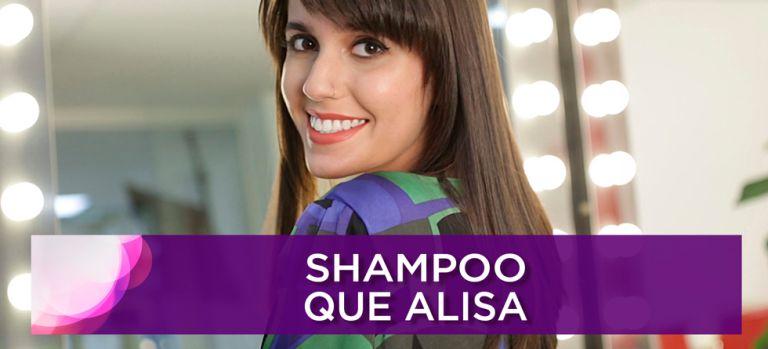 Como usar shampoo de alisamento