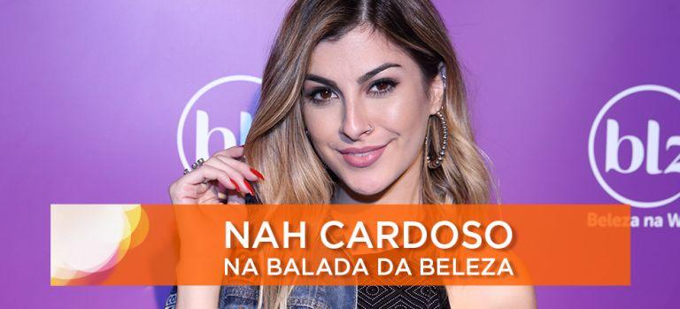 Nah Cardoso na loja Beleza na Web