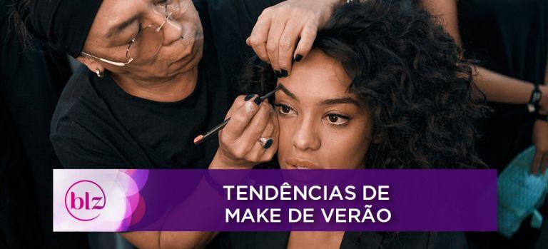 As tendências de maquiagem de Celso Kamura | SPFWTRANS N42