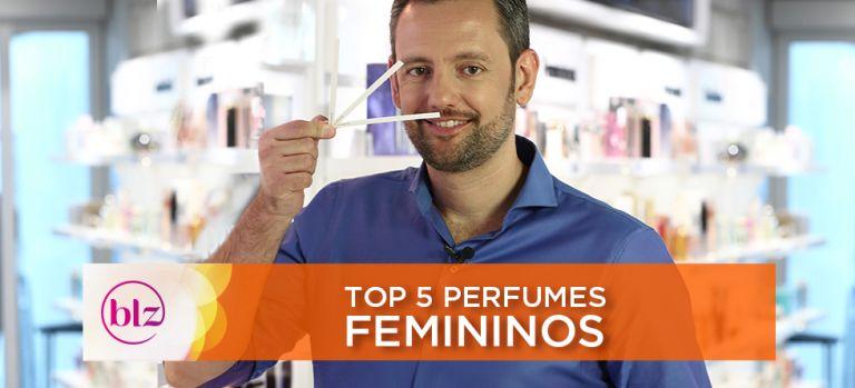 5 top perfumes femininos importados
