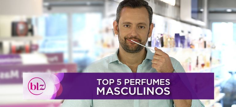 Top 5 perfumes masculinos importados