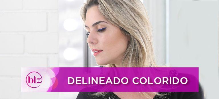 Delineador Colorido