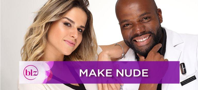 Make Nude com Laila Coelho
