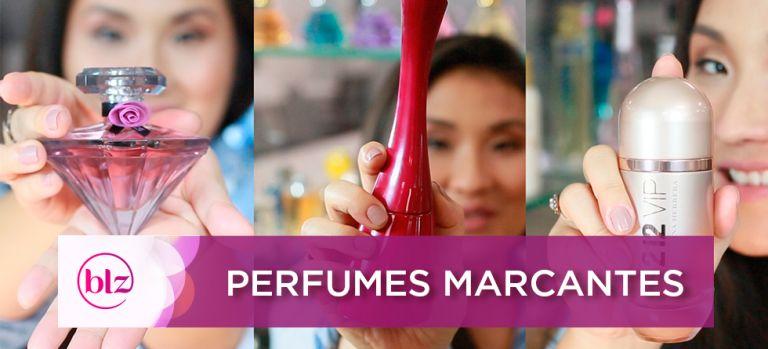 Top 3 Perfumes Marcantes