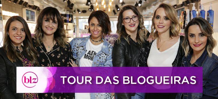 Tour de bloggers na loja Beleza na Web