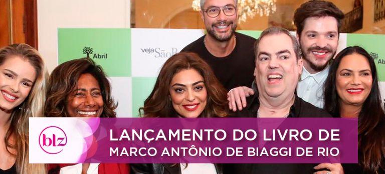 """""""A Beleza da Vida"""": Marco Antônio de Biaggi celebra no Rio de Janeiro"""