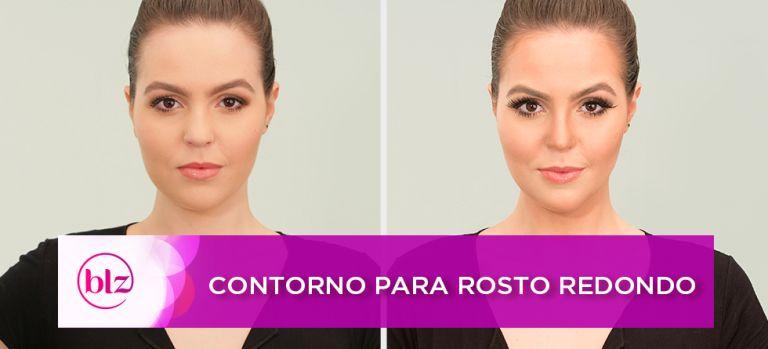 Aula de Make: contorno para rosto redondo com Kaká Moraes