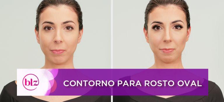 Aula de Make: contorno para rosto oval com Kaká Moraes