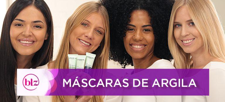 L'Oréal apresenta linha exclusiva de máscaras de argila