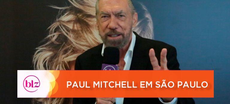 Paul Mitchell em São Paulo