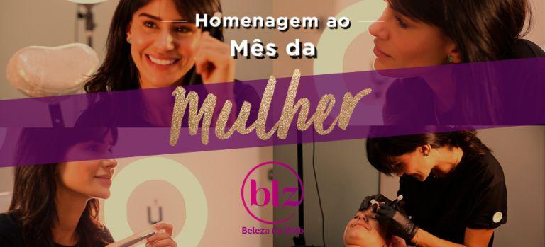Mulheres Inspiram Beleza com a Fundadora da Natalia Beauty & Academy Natalia Martins