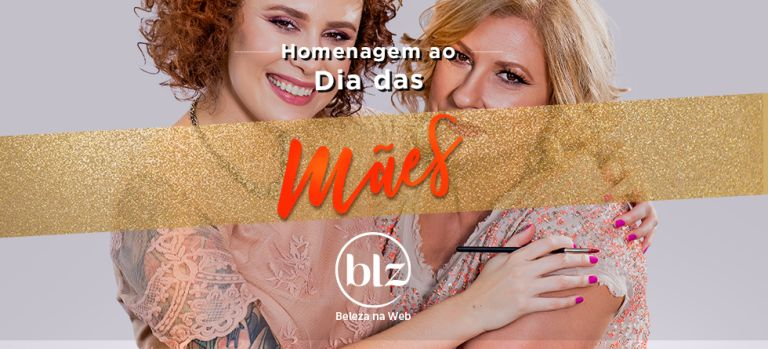 Mães Inspiram Beleza com a Makeup artist Juliana Rakoza