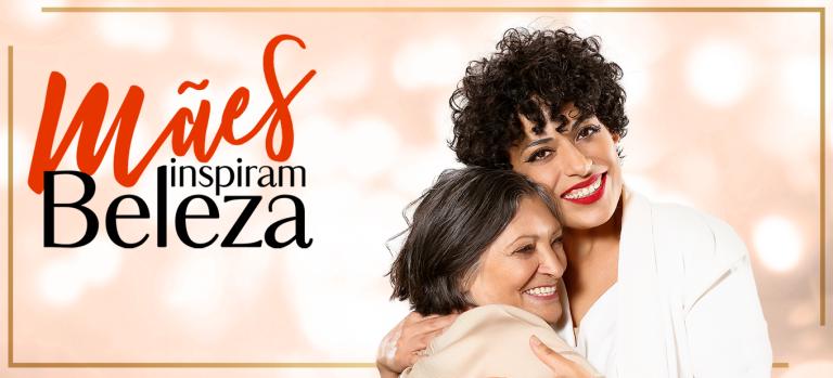 Fabiana Gomes em Mães Inspiram Beleza