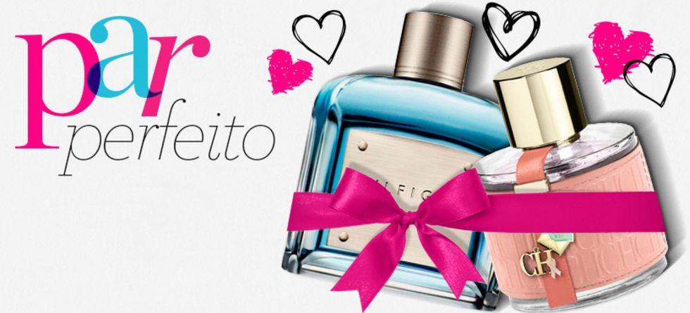 Como combinar perfumes femininos e masculinos
