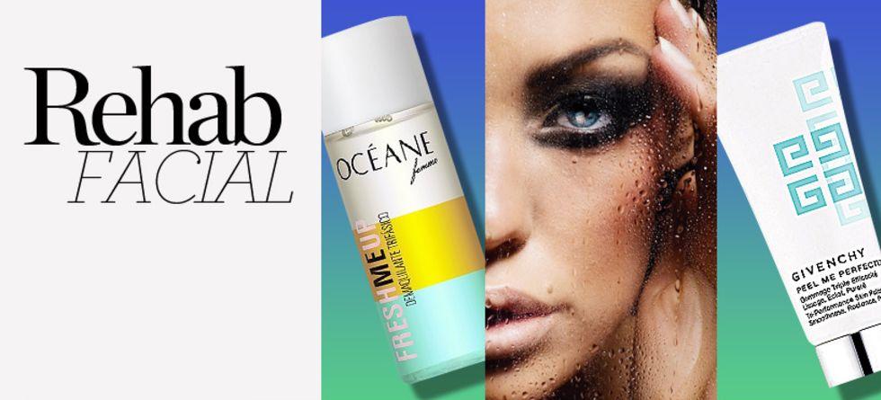 Como cuidar da pele depois do carnaval