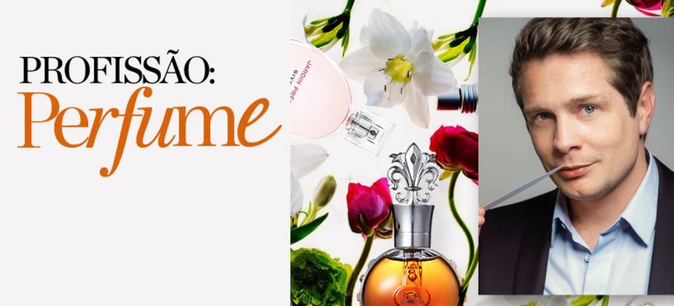 Conheça o perfumista Isaac Sinclair
