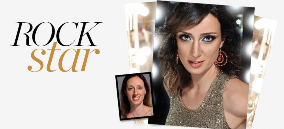 Desafio: Maquiagem para show