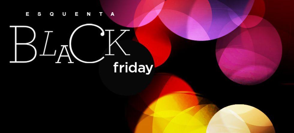 Produtos de beleza: Black Friday
