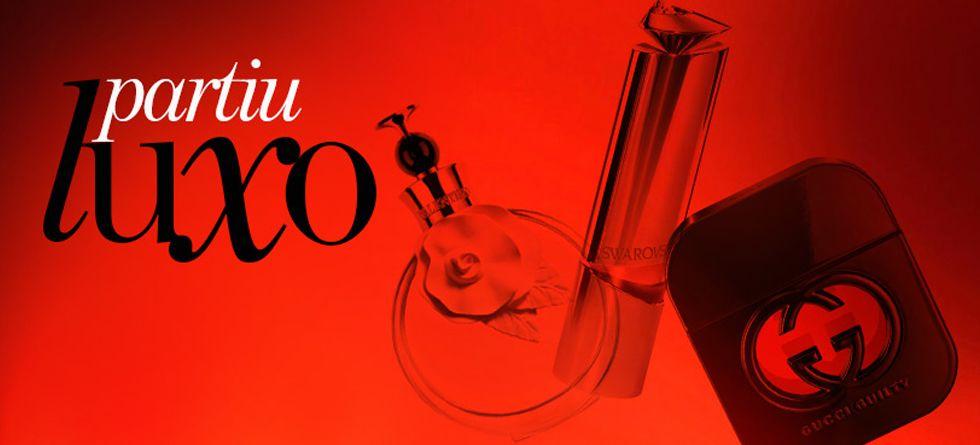 Lançamentos de perfumes importados