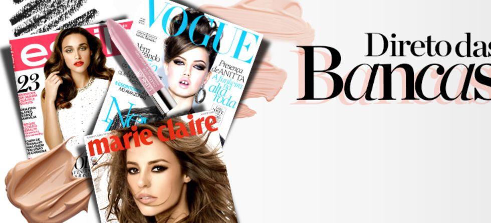 Revistas femininas de agosto