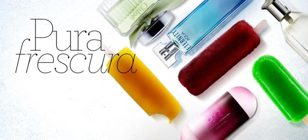 Como escolher o perfume de verão