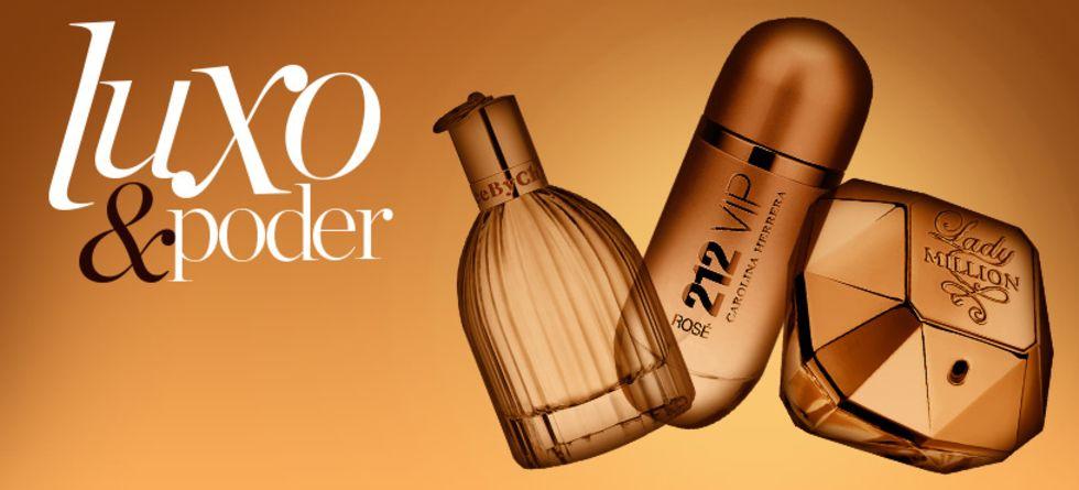 Os 10 perfumes femininos mais vendidos