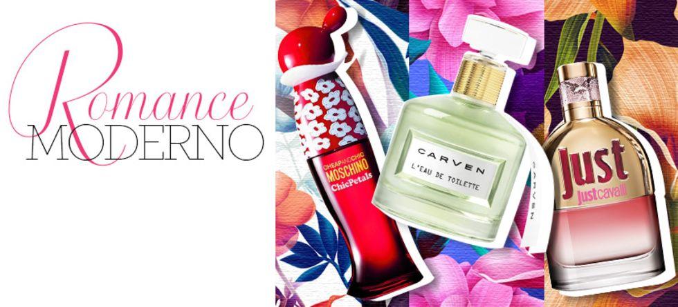 Perfumes importados para a primavera