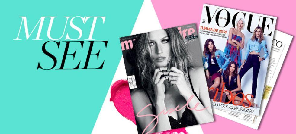 Revistas Femininas de Abril