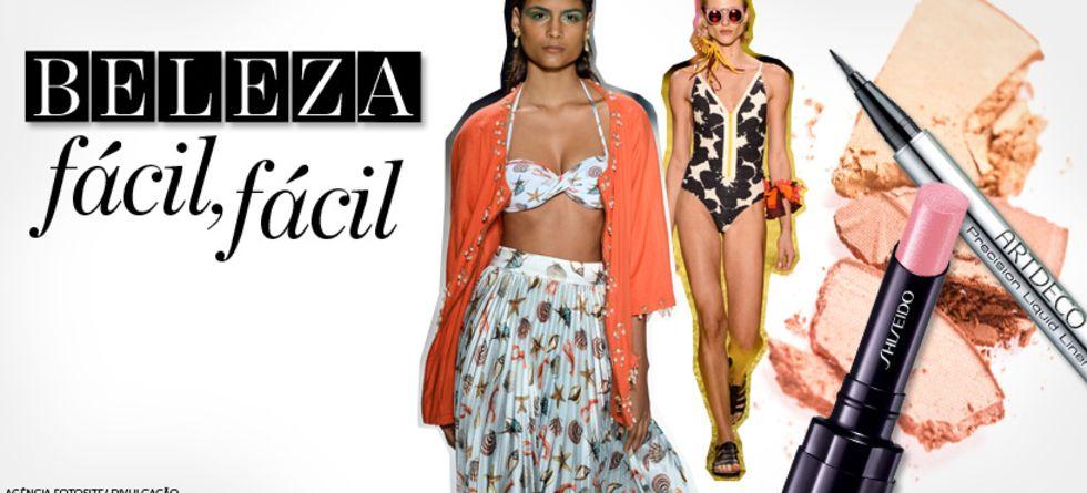 Tendências de beleza Fashion Rio Verão 2015