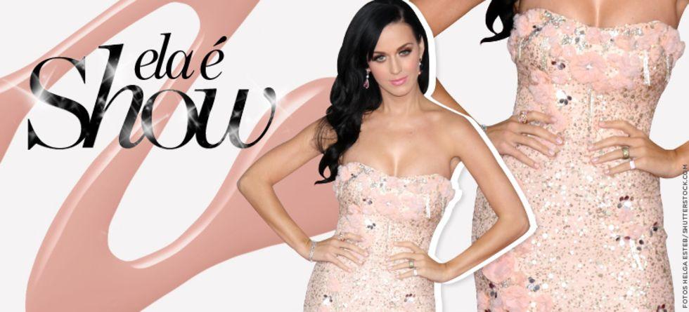 Unhas de Katy Perry