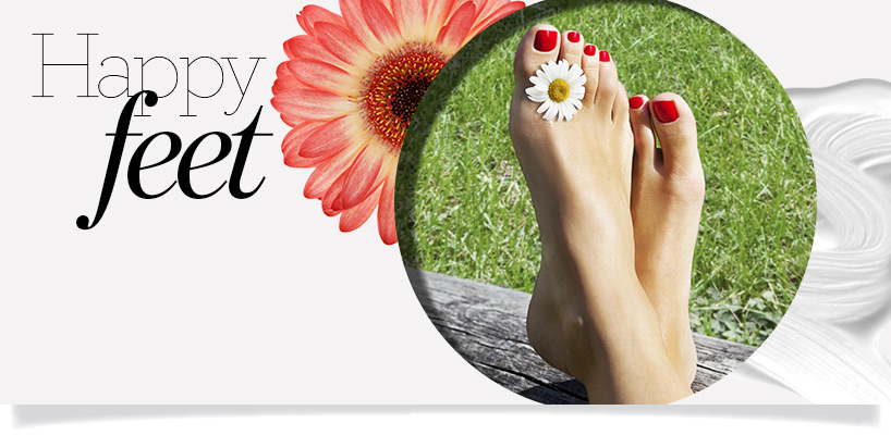 6 cuidados essenciais para os pés