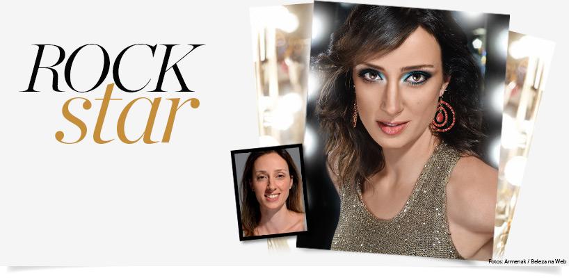 Desafio: Maquiagem para show banner