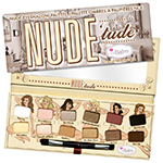 Nude' tude Eyeshadow Palette