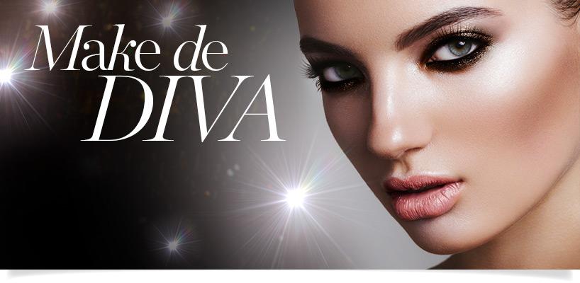 Make de Diva: a maquiagem perfeita banner