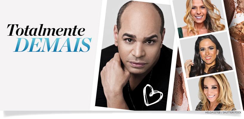 Maquiagem das famosas com Kaká Moraes Banner
