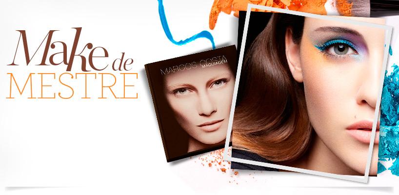 Tutorial de maquiagem com Marcos Costa banner