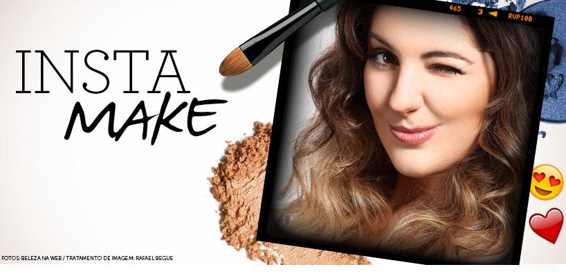 Maquiagem para a selfie perfeita banner