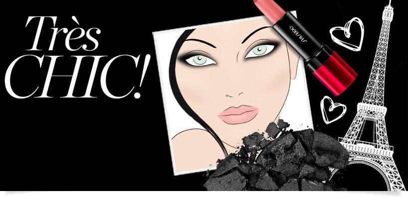 Maquiagem Paris Fashion Week 2014 banner