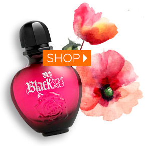 Paco Rabanne Perfume Feminino Black Xs for Her - Eau de Toilette